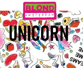 Blond Unicorn