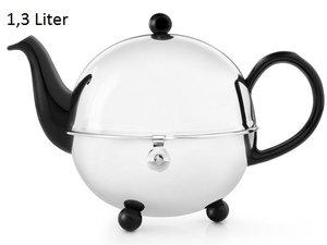 Cosy® Teekanne Schwarz 1,3L