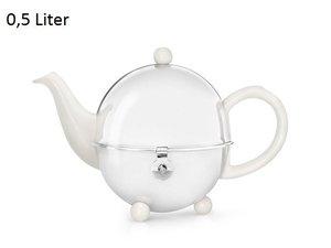 Cosy® Teekanne  Weiss 0,5L