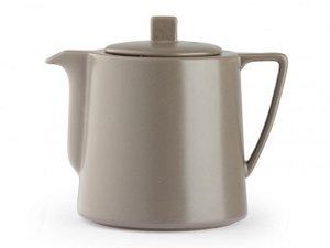 Bredemeijer Lund Teapot 1,5 Liter Warm Grey