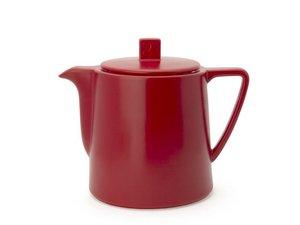 Bredemeijer Lund Teapot 1,0 Liter Rot