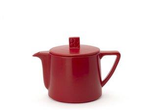 Bredemeijer Lund Teapot 0,5 Liter Rot