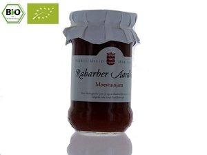Marienwaerdt Rabarber Erdbeere Confiture 330 gram BIO  NL-BIO-01