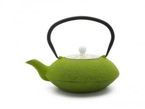 Gusseisen Teekanne 1,20 Ltr: Yantai Green