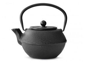 Gusseisen Teekanne 0,80 Ltr: Jang - Schwarz