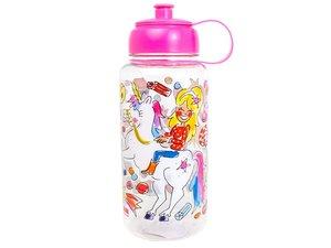 Blond Amsterdam Unicorn Wasserflasche