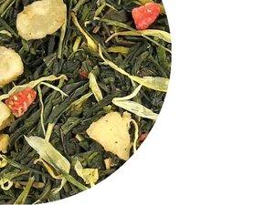 Grüner Tee Sencha Die Kleine Strasse von Vermeer 100 Gramm