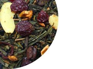 Grüner Tee Sencha Cappuccino-Karamell 100 Gramm