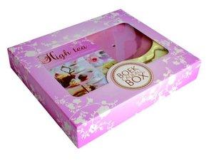 Buch Geschenkbox High Tea rosa