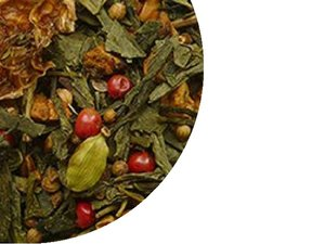 Grüner Tee Sencha Chai 100 Gramm