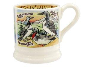 Emma Bridgewater Becher 2,8 dl Divers & Grebes
