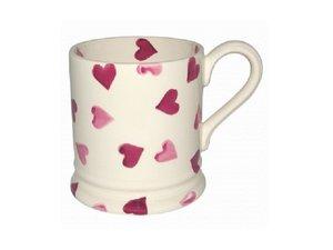 Emma Bridgewater Becher 2,8 dl Pink Hearts