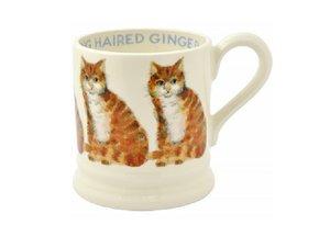 Emma Bridgewater Becher 2,8 dl Long Hair Ginger Cat