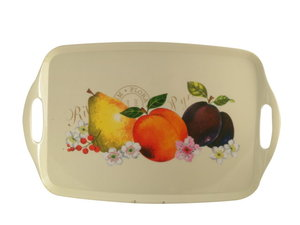 Arthur Wood (Rayware) Country Fruit Tablett 40 x 30 cm