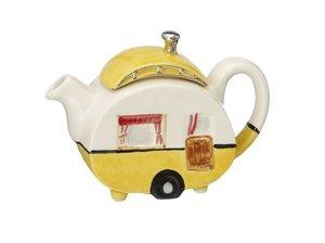 Caravan One Cup Teapot Gelb