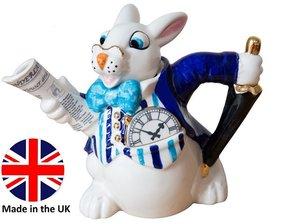Alice White Rabbit Teekanne