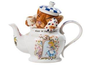 Alice Dormouse Teekanne
