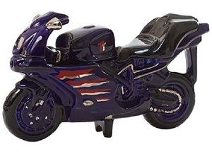 Motorbike Blue Teekanne