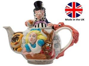 Alice Curiouser & Curiouser Teekanne Limitiert