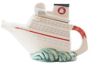 Cruise Ship Teekanne