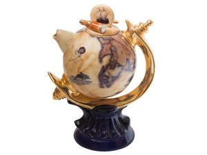 Globus Teekanne