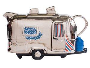 Airstream Caravan Teekanne