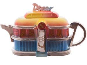 Diner Teekanne Limitierte Auflage