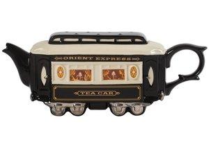 Railway Carriages (Orient Express) Teekanne Limitierte Auflage
