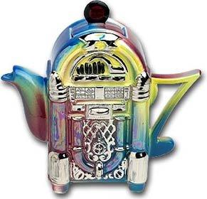 Jukebox Teekanne Limitierte Auflage