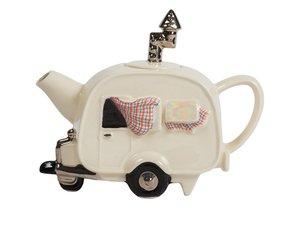Caravan Creme Teekanne