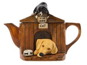 Das Kennel Labrador Teekanne