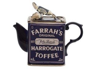Farrahs Harrogate Toffee Inn Teekanne