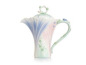 Franz Le Jardin Morning glory Teekanne