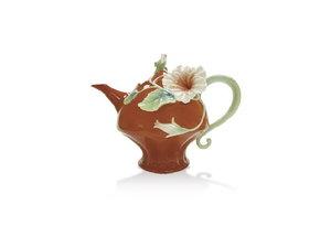Franz Hibiscus teapot (large)