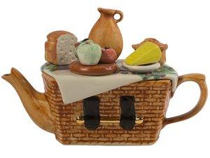 English Picnic Teekanne für eine Tasse