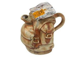 Rucksack Teekanne für eine Tasse