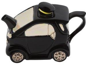 Smartea Black Teekanne für eine Tasse