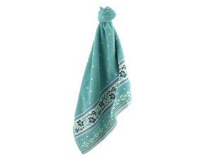Bunzlau Handtuch Harmony Green
