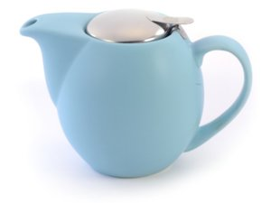Chacult Saara matt Himmelblaue Teekanne 0,9 lt