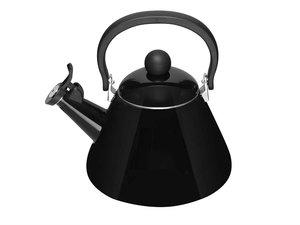 Le Creuset Wasserkessel Kone 1,6 Liter, Schwarz