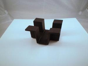 Gusseisen Stövchen 13x13 cm Ore