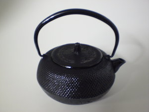 Gusseisen Teekanne 0,50 Ltr: Oigen Foundry:  Hiramaru