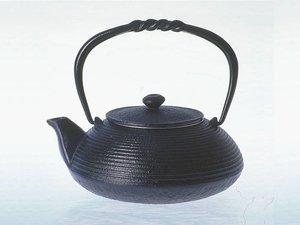 Gusseisen Teekanne 0,80 Ltr: Roji: Itome Black