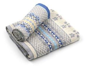 Bunzlau Handtuch Marrakesh Grey