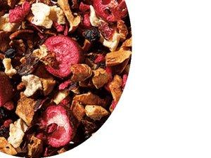 Früchteteemischung Cranberry - Vanille 100 Gramm