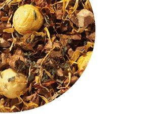 Früchteteemischung Orangen-Eis 100 Gramm