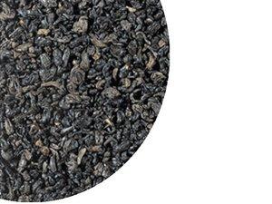 China schwarzer Gunpowder Tee 100 Gramm