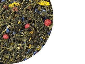Grüner Tee (Halbfermentiert) Royal Star Perzik 100 Gram