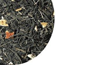 Grüner Tee Kofeinfrei Earl Grey (China) 100 Gramm