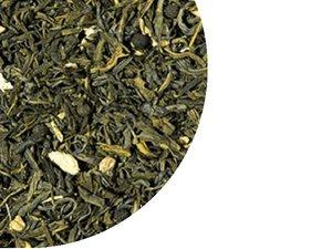 Grüner Tee Sencha Ingwer 100 Gramm